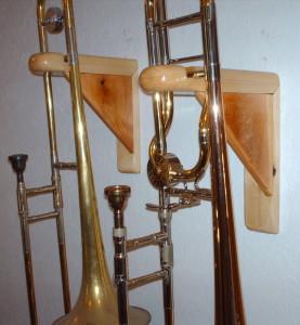 trombone hangers east